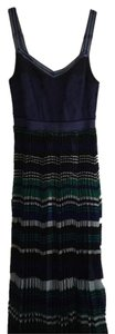 blue Maxi Dress by Free People Multi Color