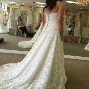 Justin Alexander 8557 Wedding Dress