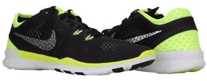 Nike Black neon yellow/green Athletic