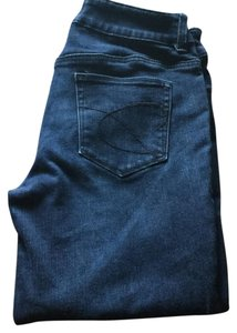 Chico's Capri/Cropped Denim-Dark Rinse