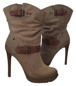 Jessica Simpson Dune/Yale leather Boots
