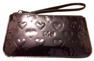 Marc by Marc Jacobs Embossed Wristlet in purple