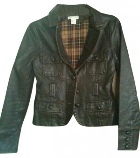 Preload https://item2.tradesy.com/images/forever-21-brown-jacket-size-4-s-169216-0-0.jpg?width=400&height=650