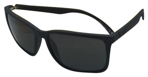 Von Zipper New VONZIPPER Sunglasses VZ LESMORE Black Satin Frame w/ Grey lenses