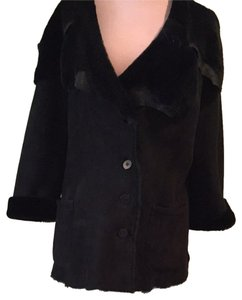 Paul costelloe Geniune Sheepskin Coat