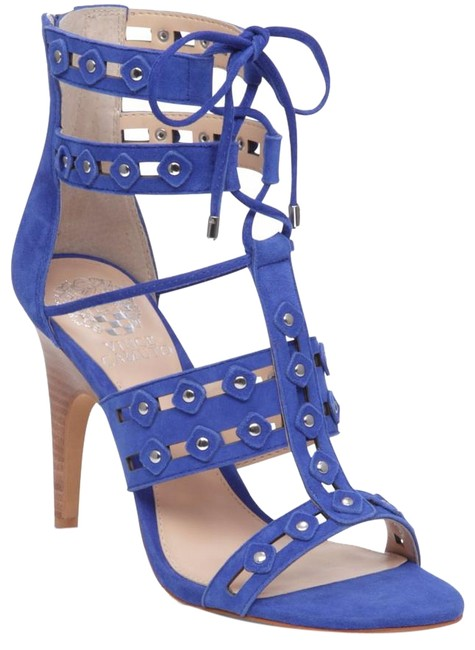 Item - Blue Kazie Sandals Size US 8 Regular (M, B)