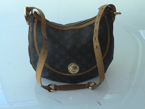 Louis Vuitton Tulum Neverfull Shoulder Bag