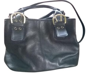 Croft & Barrow Satchel in black