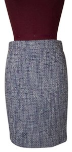 J.Crew Skirt Purple and Blue
