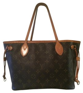 Louis Vuitton Tote in Brown/beige