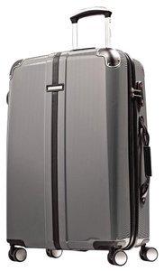 Hartmann Luggage Suitcase Travel Carry On Spinner Black Travel Bag