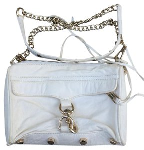 Rebecca Minkoff Mac Min Leather Cross Body Bag