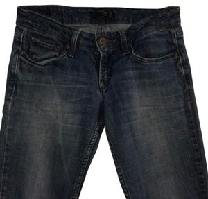 Levi's Straight Pants Denim