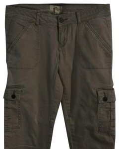 Hollister Cargo Pants Khaki
