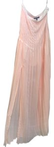 Blaque Label Maxi Maxi Chiffon Maxi Skirt Soft peach