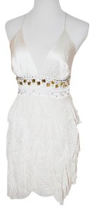 Faith Connexion short dress white on Tradesy