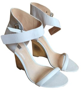 SCHUTZ Silver and Sand Formal