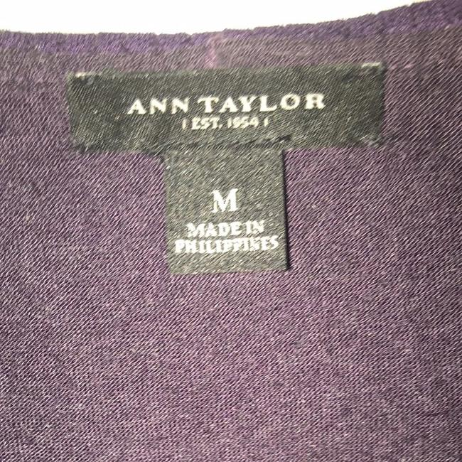 Ann Taylor Top Purple