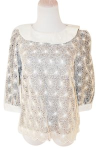 RED Valentino Top ivory
