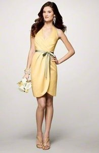 Alfred Angelo Sunshine/Celadon 7125 Dress