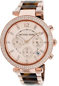 Michael Kors Michael-Kors-Womens-Parker-MK5538-Rose-Gold Quartz