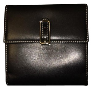 Coach Coach Small Black Wallet