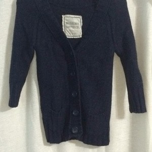Mossimo Supply Co. Navy Jacket