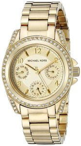 Michael Kors Michael Kors Women's Blair Gold-Tone Watch MK5639