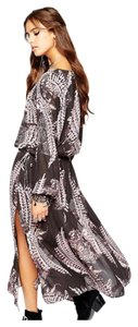 Raven combo Maxi Dress by Free People