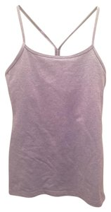 Lululemon Lululemon lavender Thin Strap Racerback Power Y Tank W Built In Bra