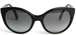 Prada Black Oversized Sunglasses