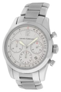 Girard-Perregaux Men's Girard Perregaux 4956 Stainless Steel Date Chronograph Automatic Watch
