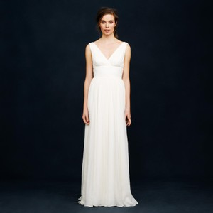 J.Crew Marlowe Wedding Dress