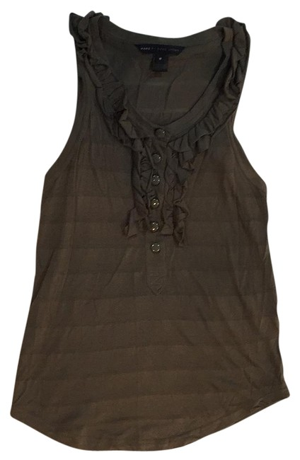 Preload https://img-static.tradesy.com/item/16931407/marc-by-marc-jacobs-olive-green-tank-topcami-size-8-m-0-1-650-650.jpg