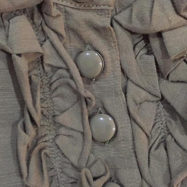 Marc by Marc Jacobs Top Olive Green Image 3