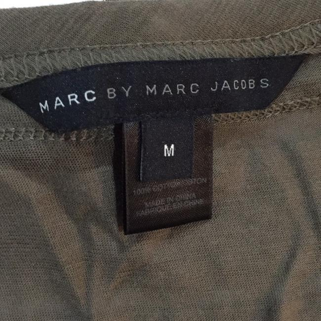 Marc by Marc Jacobs Top Olive Green Image 4