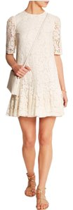 Needle & Thread short dress Off White on Tradesy