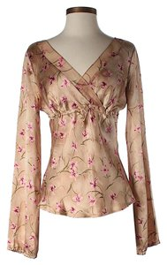 Plenty by Tracy Reese Silk Floral Top