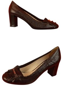 Prada Moro Pumps