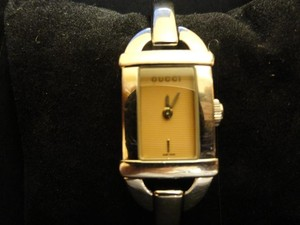 Gucci Gucci Women's 5500l Watch Jeweler Verified Swiss Made Accurate Time