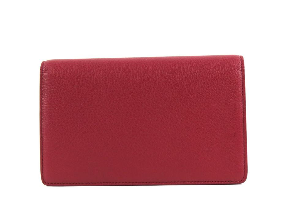 Givenchy Givenchy Pandora Chain Wallet - Raspberry. 1234567 ad819c87333ff
