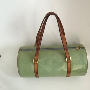 Louis Vuitton Lv Handbag Lv Vernis Handbag Lv Lv Satchel in Peppermint