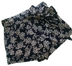 Nordstrom Shorts Black and White