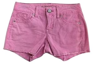 American Eagle Outfitters Cut Off Shorts Pink