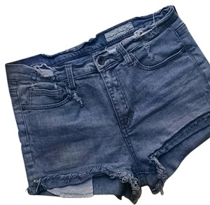 Love Culture Cut Off Shorts denim