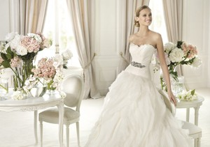 Pronovias Benicarlo Wedding Dress