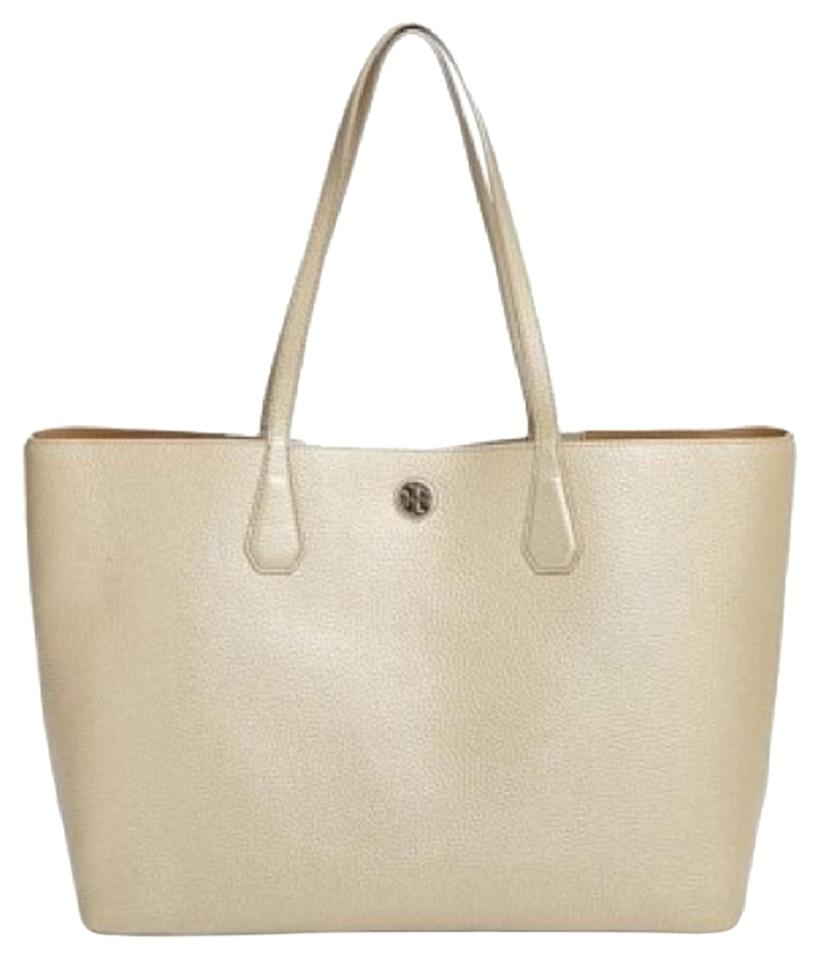 prada nylon bags sale - Tory Burch Perry Gold Tote Bag | Totes on Sale at Tradesy