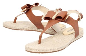 Michael Kors Caramel Sandals