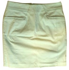 Other P2112 H&m Pencil Size 4 Mini Skirt light blue