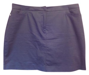 Briggs Plus-size Skort Black